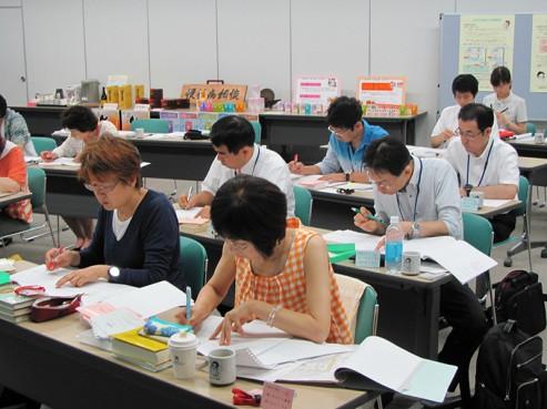 虎伏集中研修会 聴講2