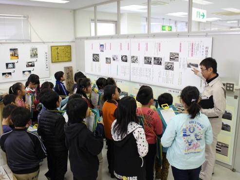 小学生の工場見学3