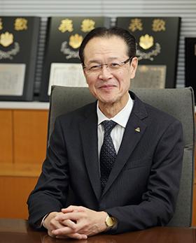 代表取締役社長 髙橋 邦夫