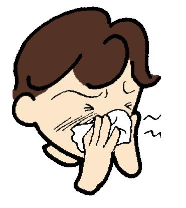アレルギー性鼻炎と鼻かぜ